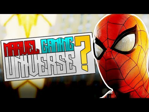 Spider Man Will Set Up a Marvel Gaming Universe? (Spider-Man PS4)