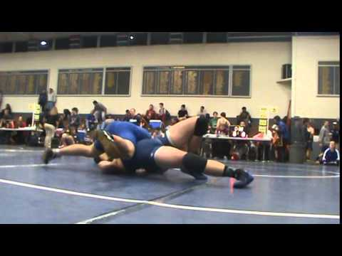 182lbs Eric Cecil (Sanford) vs Kevin Nguyen (AI DuPont)