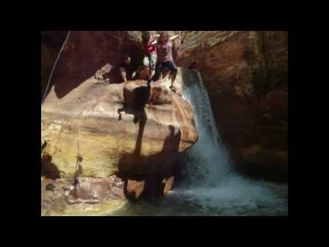 Wadi Maen : Hiking & Canyoning Trip