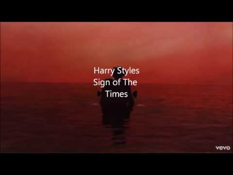 Harry Styles  Sign of The Times  Lyric