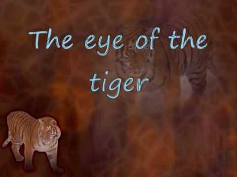 eye of the tiger survivor lyrics full youtube. Black Bedroom Furniture Sets. Home Design Ideas