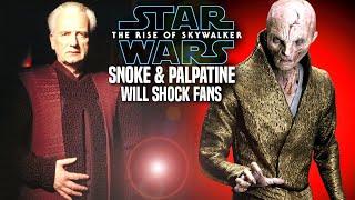 Snoke & Palpatine Scene Leaks Will Shock Fans! The Rise Of Skywalker (Star Wars Episode 9)