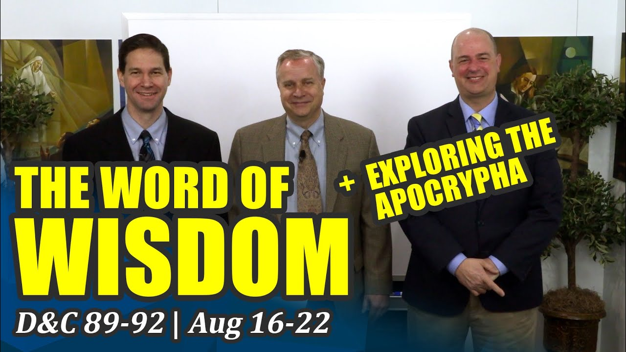 Download Come Follow Me Insights (Doctrine and Covenants 89-92, Aug 16-22)