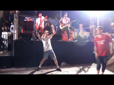 Kids Insane live at Paris Square, Haifa 21/3/13