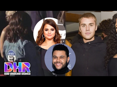 Selena Gomez Disses Trump At After Party - Justin Bieber Disses The Weeknd During Grammys (DHR)