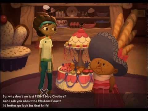 Let's Play Double Fine's Broken Age part 2 (no commentary)  