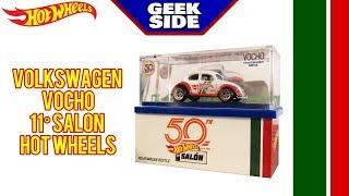 Hot Wheels Volkswagen Beetle 11° Salón HW |REVIEW| GeekSide