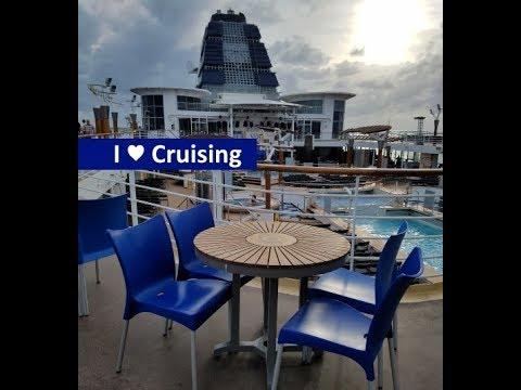 Day 3 (Sea Day) ☀️ Celebrity Summit Rock 'n Romance Cruise Vlog [ep11]