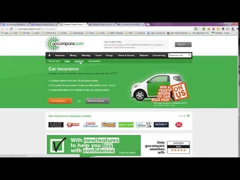Car Insurance Estimate in UK (United Kingdom)