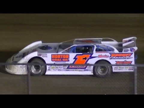 Super Late Model Feature | McKean County Raceway | 6-21-14