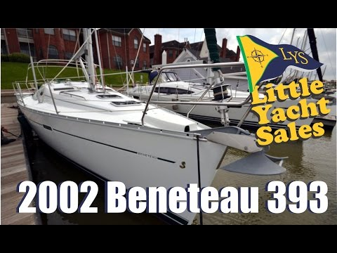SOLD!!! 2002 Beneteau 393 Sailboat for Sale at Little Yacht Sales, Kemah Texas