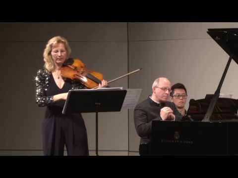 Matthew Tommasini: Sonata (for viola and piano) (2017 version)