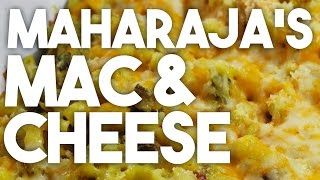 Maharaja's Mac & Cheese - The Royal Mac & Cheese - Karen Ahmed
