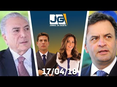 Jornal da Gazeta - 17/04/2018