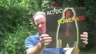 AC/DC Powerage Album Review