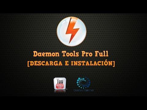 Daemon Tools Pro Full   [DESCARGA E INSTALACIÓN]