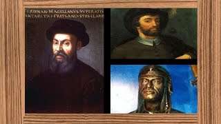 Around The World: Magellan, Elcano, Enrique