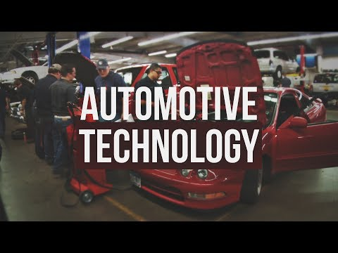 UNOH Automotive Technology Degree 2017