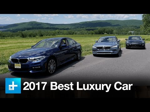 Digital Trends Luxury Car of the Year 2017 - Volvo S90