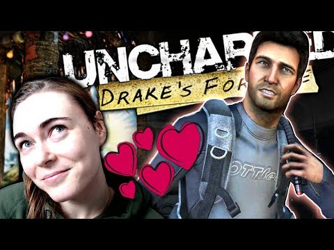 (RABID RIVER RAPIDS) Uncharted: Drake's Fortune - Part 5 (Blind) PS4
