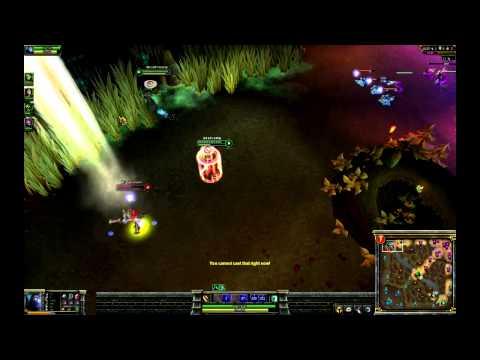 League of Legends - Shen Gameplay