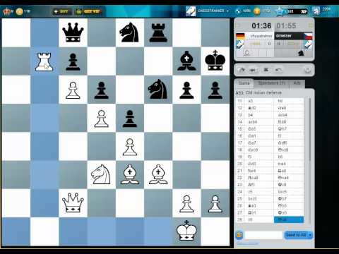 Blitz Chess #7 - King's Indian - Re8 as a wasted tempo in a closed position
