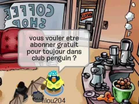 Club penguin cpys abonnement gratuit pour toujour youtube - Club penguin gratuit ...