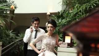 Araz & Alison :: Engagement Trailer. Golden Touch Productions