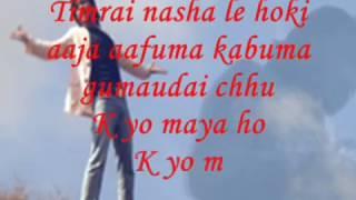 Bistarai Bistarai+K yo maya Ho Nepali Karaoke track Mix