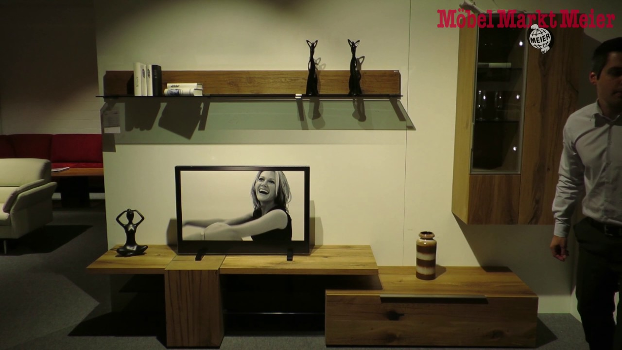 voglauer v alpin wohnwand youtube. Black Bedroom Furniture Sets. Home Design Ideas