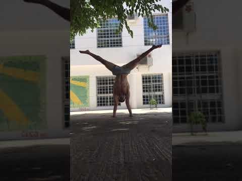 Handstand/Acrobatics december 2019 training...