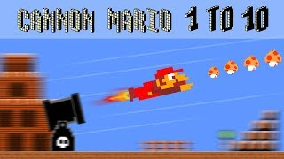 Cannon Mario Full 1 to 10 Episode
