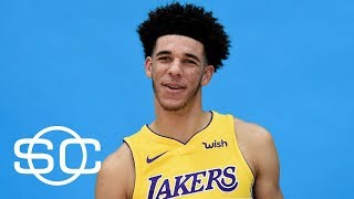 Lonzo Ball a must-see star at Lakers