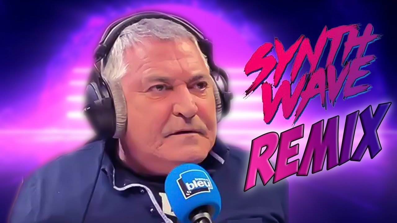 Jean Marie Bigard (SYNTHWAVE REMIX)