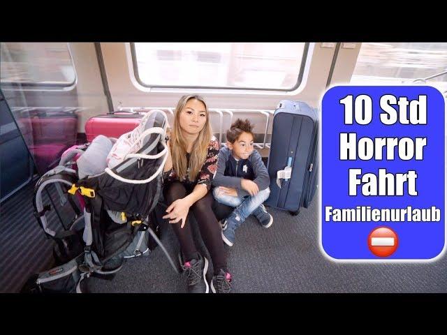 Horror Familien Urlaub 😳 10 Stunden Fahrt mit 3 Kindern | Schaffen wir es? Mama VLOG | Mamiseelen