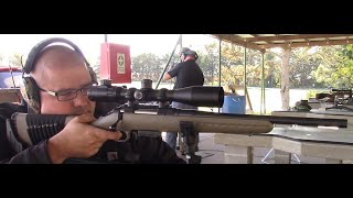 igman 7.62x39 accuracy test in the Ruger American Ranch edition...is the ammo worth it?
