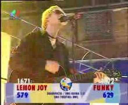 Lemon Joy - Mylėt Tave Taip Beprotiška Ir Keista