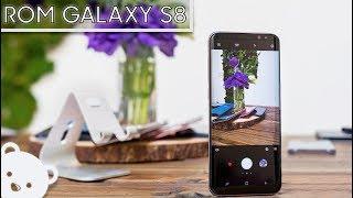 ¡SORPRENDENTE !ROM GALAXY S8 PARA EL GALAXY S5 (Funciona Lector de huella)(G900H)