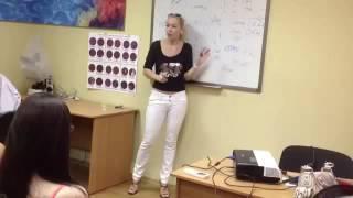 Анастасия Свердляченко  Урок 3  Какую воду надо пить
