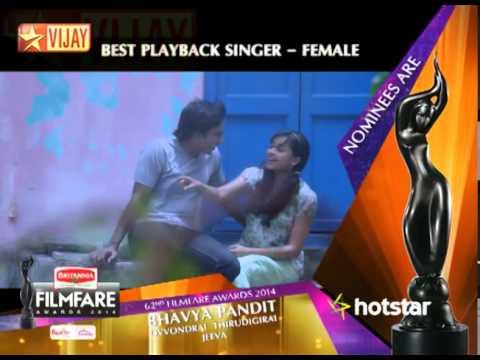 62nd Filmfare Awards