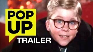 A Christmas Story (1983) POP-UP TRAILER - HD Darren McGavin Movie