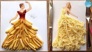 Most Creative & Stunning Dresse...