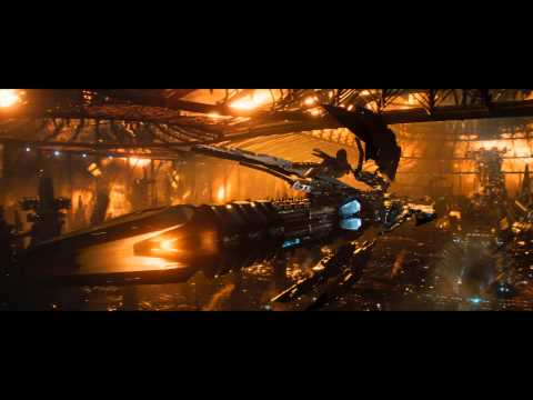 JUPITER ASCENDING - offizieller Trailer #4 deutsch HD