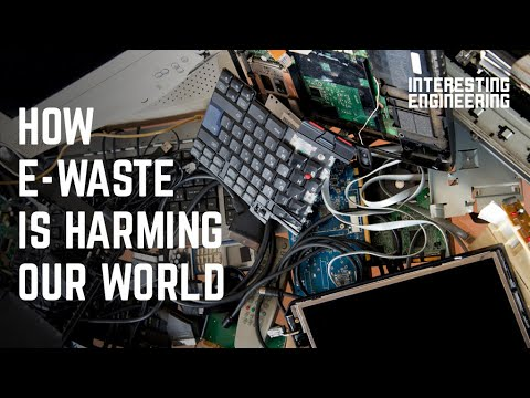 How e-waste is harming our world