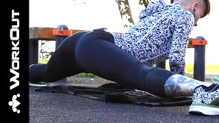 Упражнения на растяжку для начинающих | Натали Пашкоф