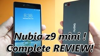 nubia z9 mini full indepth review best camera but is that enough