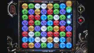 Puzzle Quest 2 iPhone Gameplay Review - AppSpy.com