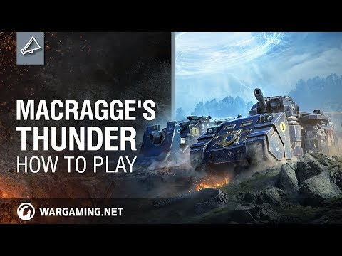 WoT Blitz. Macragge's Thunder. Quick guide. Event 4.3