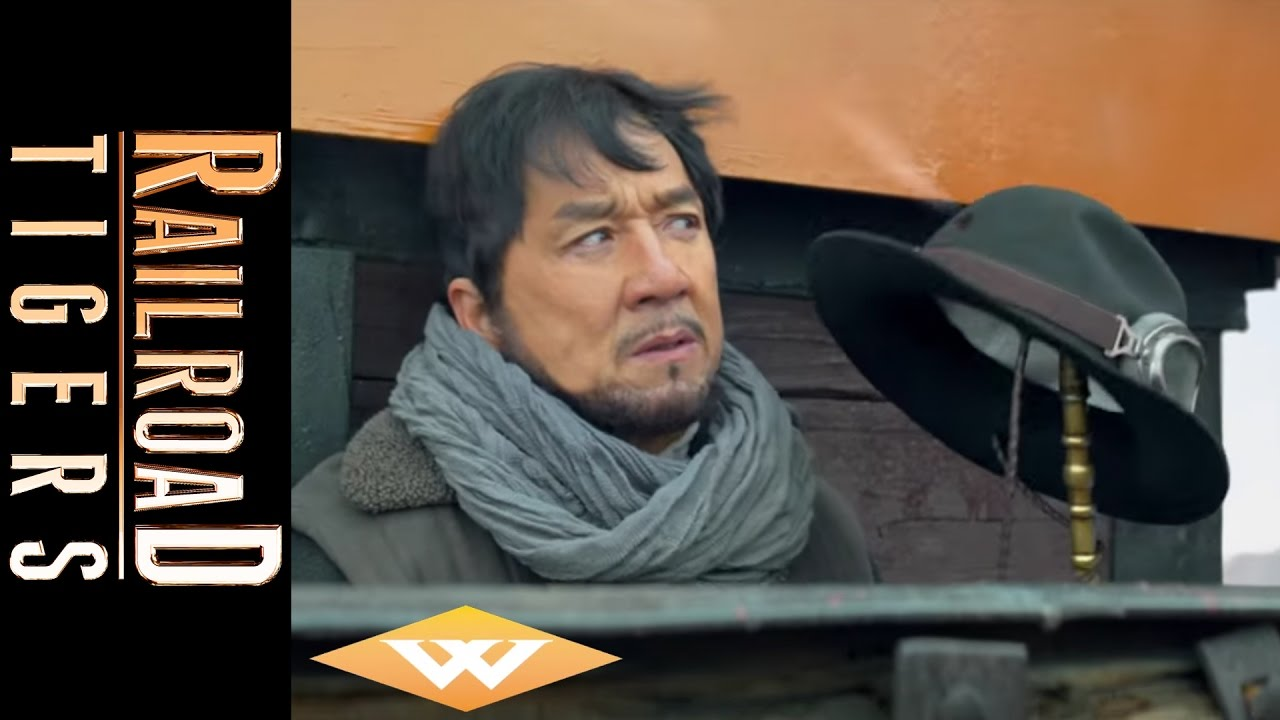 Download Railroad Tigers Official Trailer - Jackie Chan Film (2016) - Well Go USA