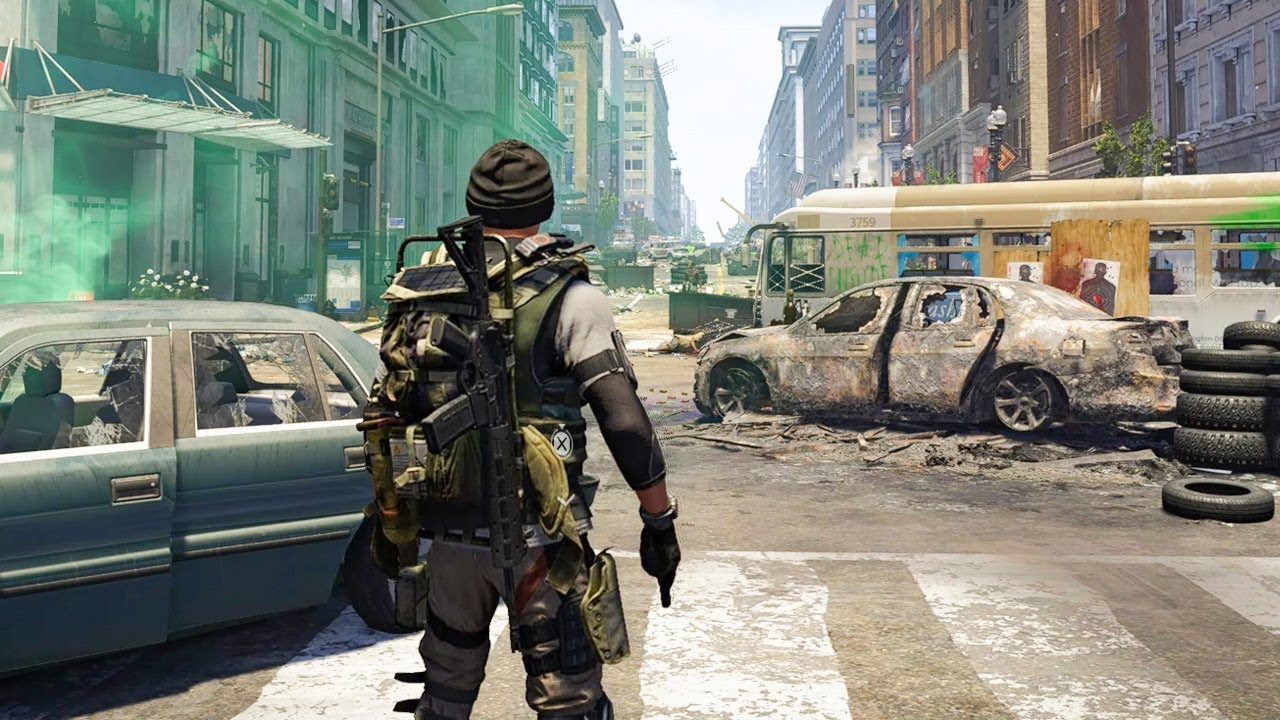 THIS GAME IS STUNNING! | The Division 2 (Beta Gameplay)
